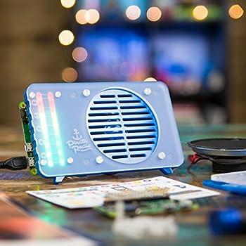 Pirate Radio - Kit de projet pour le Raspberry Pi Zero W