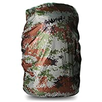Startostar Waterproof Backpack Rain Cover (Camouflage,S)
