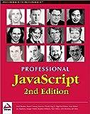Image de Professional JavaScript. 2nd edition