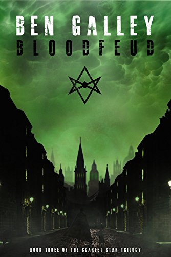 Bloodfeud (The Scarlet Star Trilogy Book 3)