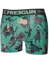 Boxer Freegun Homme One Piece Zoro
