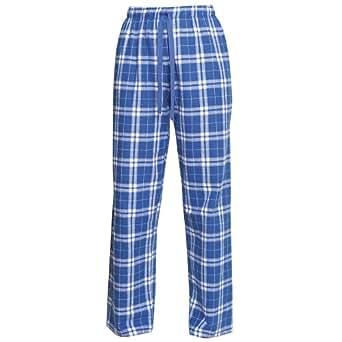 boxercraft herren winter flanell pyjama hose schlafanzughose 2xl royalblau silber. Black Bedroom Furniture Sets. Home Design Ideas