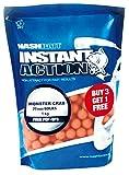 Nash Instant Action Boilie Monster Crab 20mm; 1kg