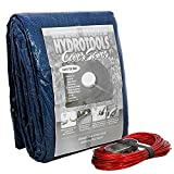 Best In The Swim Above Ground Pools - 30 x 15 Winter Debris Cover For Above Review