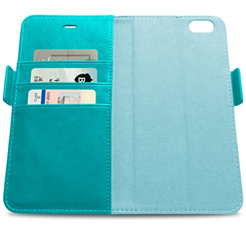 Dreem Fibonacci FOLIO ONLY (replacement) for iPhone 7 PLUS - Teal (Promotion-code Shell)
