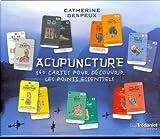 Acupuncture - Coffret 360 cartes pour découvrir les points essentiels