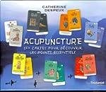 Acupuncture : Coffret 360 cartes pour...