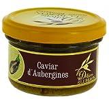 Les Délices du Luberon - Caviar d'Aubergines (Paste aus Auberginen) 90 g