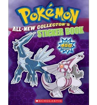 Pokemon All-New Collector's Sticker Book (Pokemon (Scholastic Paperback)) (Mixed media product) - Common