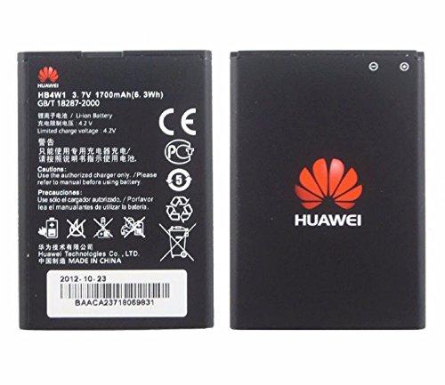 Bateria de recambio para modelo hb4w1 huawei ascend g510 orange daytona original