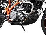MOTOPROFESSIONAL Motorschutz KTM 990 SMR / SMT, schwarz