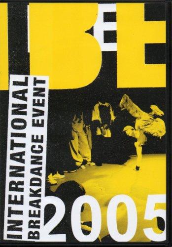 International Breakdance Event 2005 - Édition 2 DVD