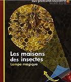 maisons des insectes (Les )   Krawczyk, Sabine. Illustrateur