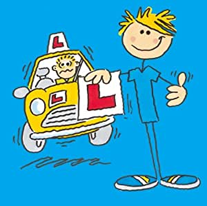 Blank Congratulations on Passing your Driving Test ...
