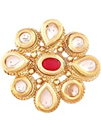 1aa85d333 Gold Plated Women's Rings: Buy Gold Plated Women's Rings online at ...