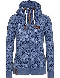 Naketano Female Zipped Jacket Jennifer Hart III
