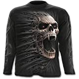 Produkt-Bild: Spiral Cast Out Langarm Shirt - Unisex, schwarz