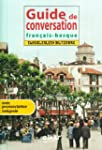 Guide de conversation fran�ais-basque