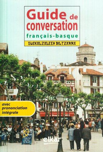 Guide de conversation français-basque par Juanxto Egaña