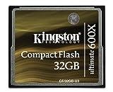 Kingston Ultimate 32 GB 600X Compact Flash Card