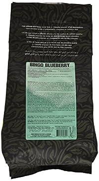 Metropolitan Tea 200 Count Pyramid Shaped Teabags, Bingo Blueberry