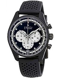2a5dea5c733 Zenith el Primero cronografo automatico mens orologio 24.2041.400 21.r576