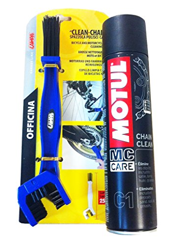 kit-pulizia-catena-motul-c1-400ml-spazzola-pulizia-catena