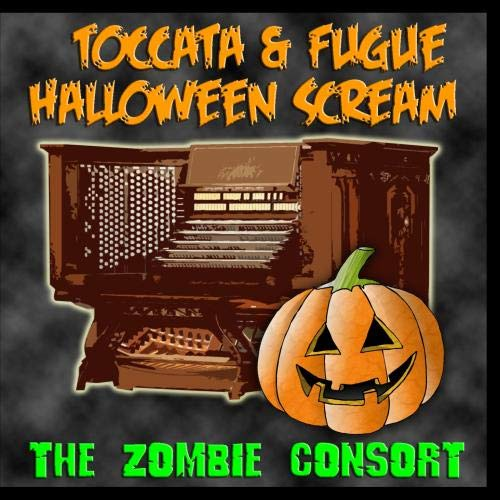 Tocatta & Fugue Halloween Scream