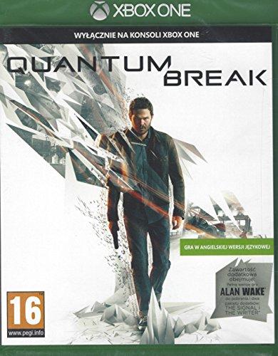 Quantum Break pl Xbox One