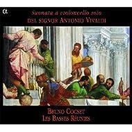 Vivaldi: Suonata à violoncello solo del signor Antonio Vivaldi