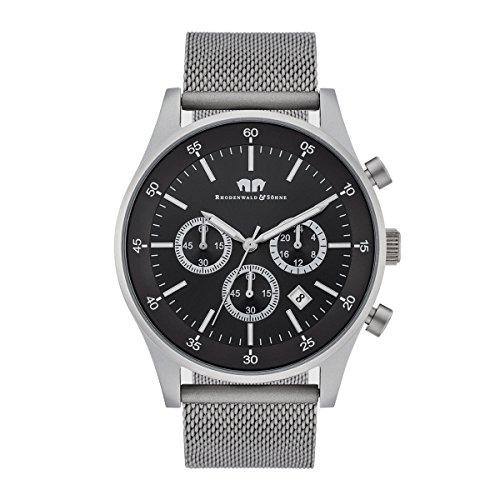 Rhodenwald & Söhne Goodwill Men's Watch Chronograph 10010160
