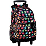 Perona 54479 Campro Mochila escolar, 46 cm, Multicolor