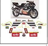 Kit adesivi decal stickers APRILIA RS 250 1995 CHESTERFIELD BIAGGI