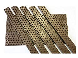 Fence Wall Spikes: Pack of 20 (9.0M to 27M) – BROWN