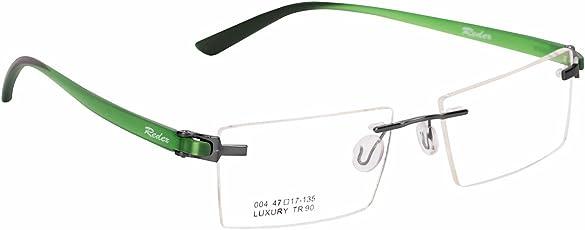 Redex Unisex Eyewear Frame(Grey|JK203)