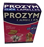 Prozym Lamelles à Macher Dentaire pour chien de 7 à 15kg 141g, Taille - M