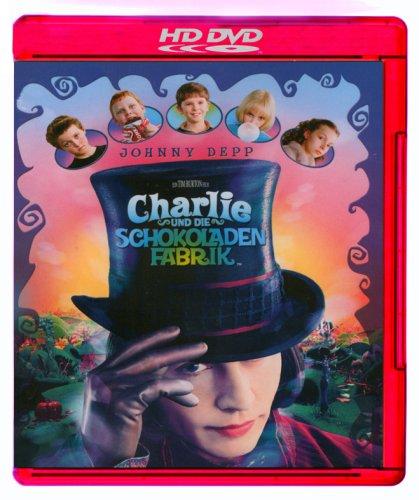Charlie und die Schokoladenfabrik [HD DVD]