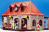 Playmobil 4300 Fachwerkbahnhof OVP