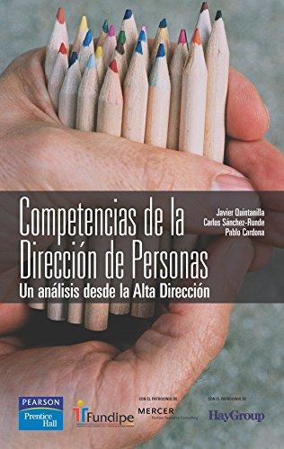 Ft/ph: competencias de la dirección de personas (Fuera de colección Out of series) por Javier Quintanilla Alboreca