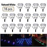 Φ22MM decking luci impermeabile zoccolo LED ad alta luminosità Buried Garden luci di illuminazione illuminazione per terrazze, cucina, bagno (W/pz)