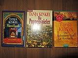 Paket Tanja Kinkel: Mondlaub. Der Puppenspieler. Die Schatten von La Rochelle. (3 Bände)