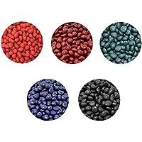 TrendLight 890283 Wachsfarbe für Kerzen zum einfärben, Set 5 dunkle Farben