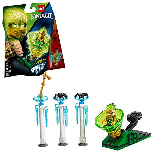 LEGO Ninjago 70681 Lloyd FS Spinjitzu Slam Spinner (70 Teile) (Ziel Von Lego Ninjago)