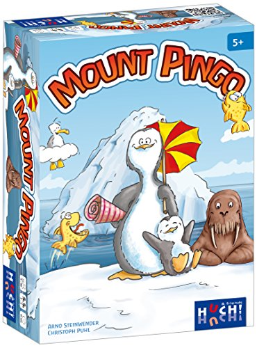 Huch & Friends 878977 - Kinderspiel - Mount Pingo