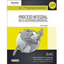 Proceso integral de la actividad comercial 2.ª edición