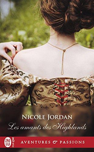 Les amants des Highlands par [Jordan, Nicole]