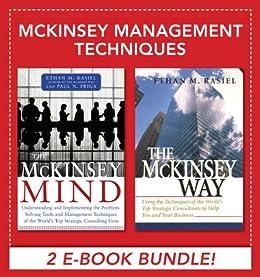 McKinsey Management Techniques (EBOOK BUNDLE) de [Rasiel, Ethan]
