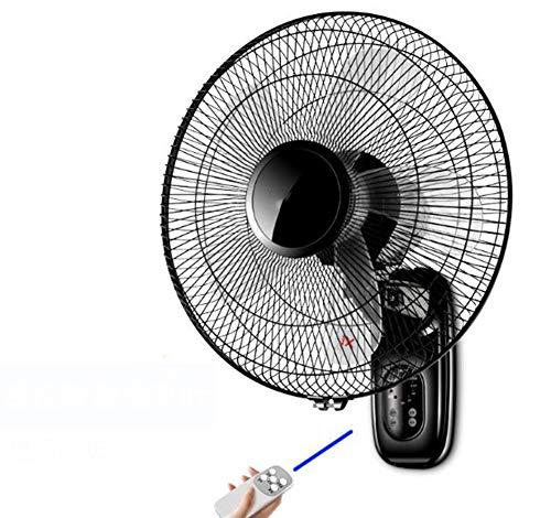 Ventilador de pared Ventilador eléctrico montado en la pared Ventilador montado en...