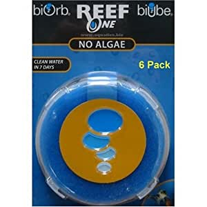 Reef One biOrb Kit Anti algues Service (Lot de 6)