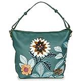 Desigual BOTANICAL ASTUN Handtaschen damen Grün Handtasche